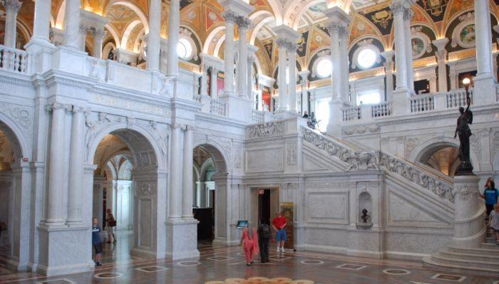 Washington Library of Congress