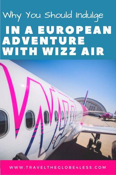 Wizz Air Pinterest