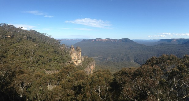 The Blue Mountains, NSW