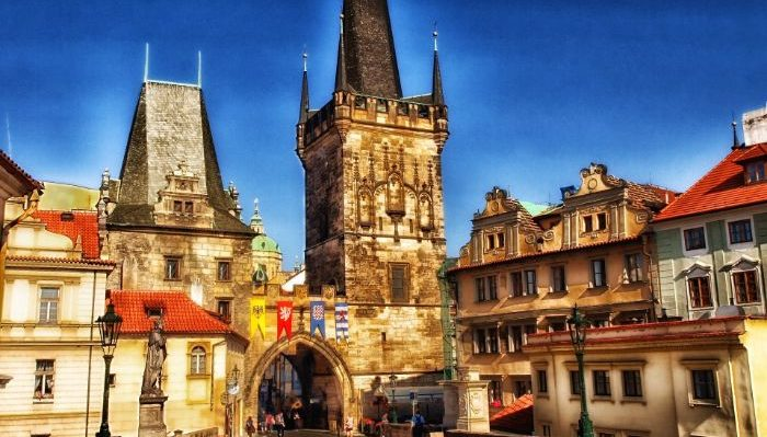 Weekend in Prague with your flight delay compensation
