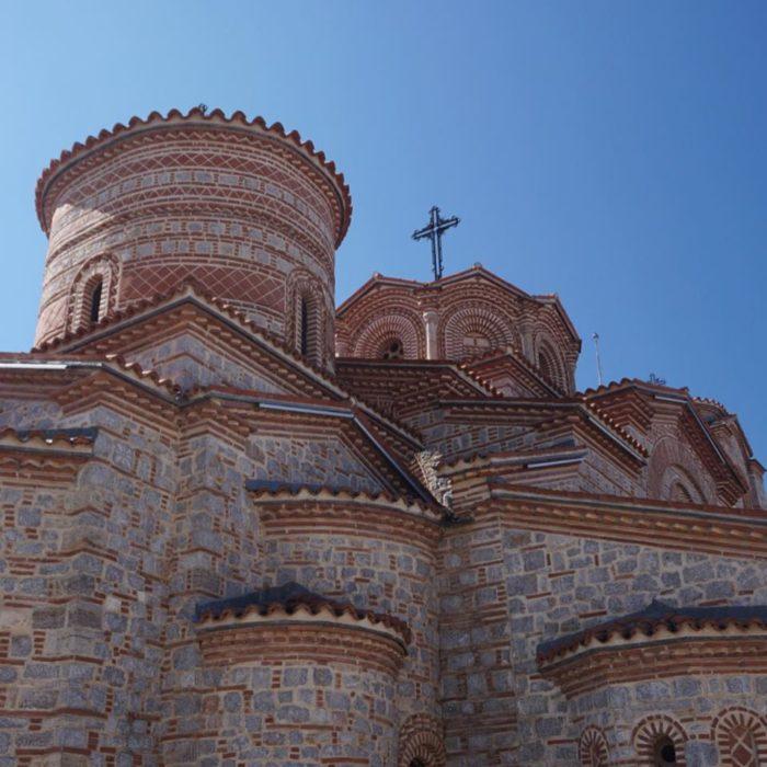 The Monastery of Patelijimon, Ohrid, Macedonia