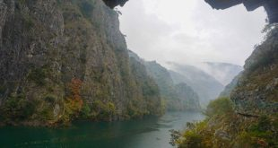 Matka Canyon, Skopje, Macedonia