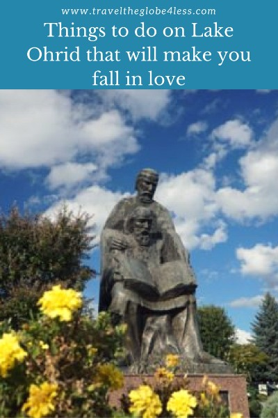 FAll in love with Ohrid Pinterest