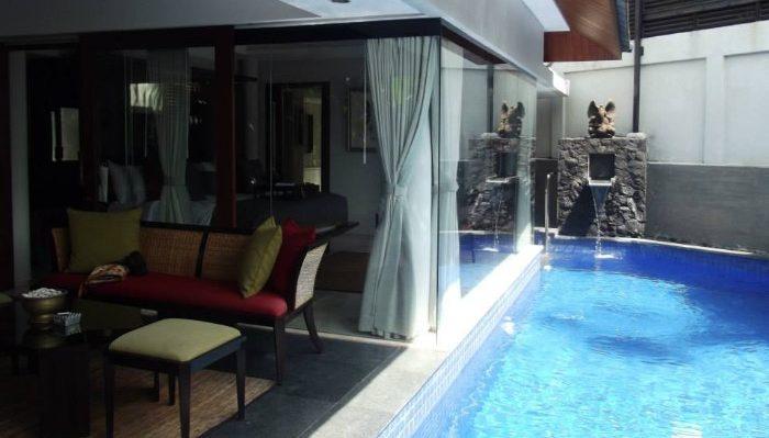 Ubud pool villa
