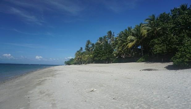 Aninuan beach, Mindoro