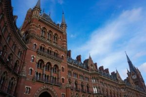 Which Is The Grandest St Pancras Hotel?