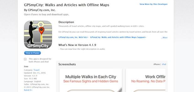 Download GPSmyCity
