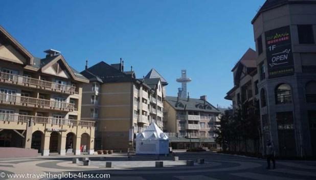 Alpensia town