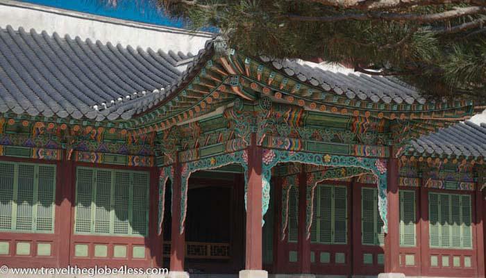 Changdoekgung Palace, Seoul
