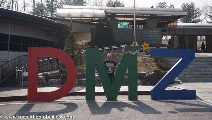 DMZ Third tunnel