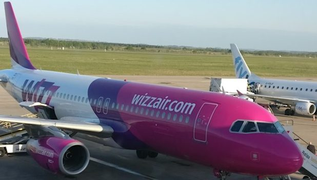 Wizz Air Vilnius weekend escape