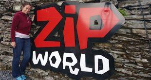 Longest zipwire in Europe