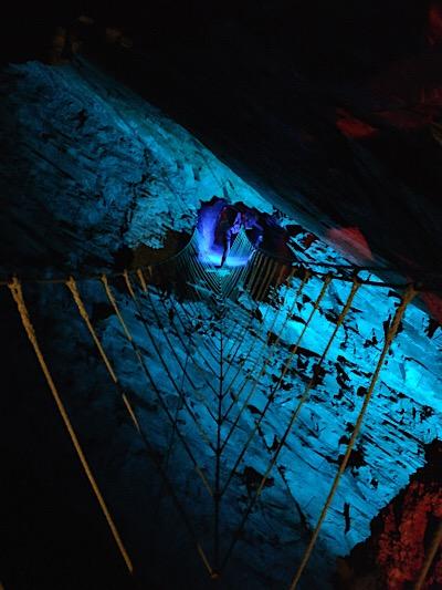 Zipworld Caverns
