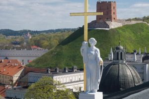 Discover Four Ways To See Vilnius From Above