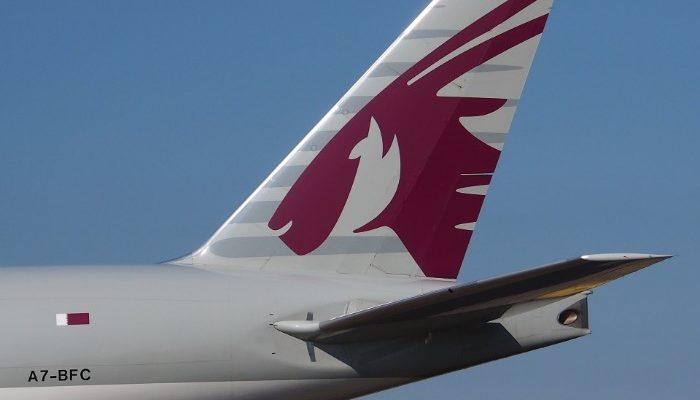 Fly Qatar Airways First Class