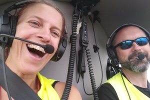 Flying High On My First Helicopter Lesson at Doncaster Sheffield Airport