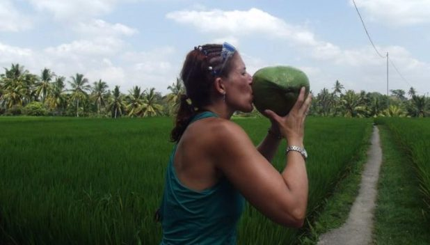 coconut travel memories