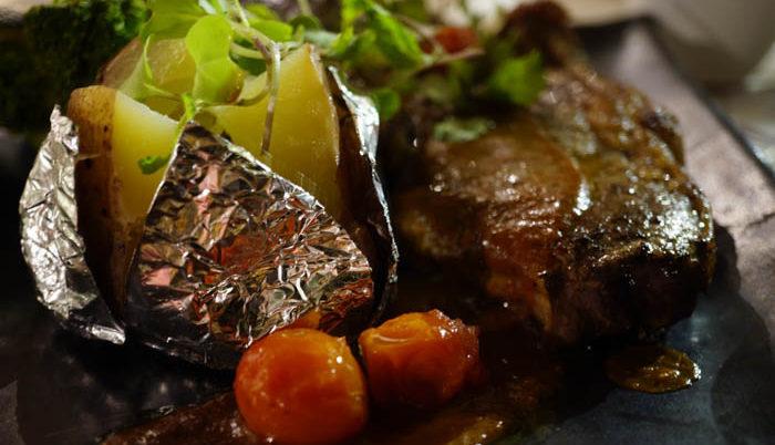 Residence Zanzibar steak