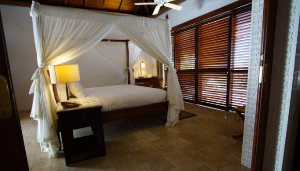 Residence Zanzibar bedroom