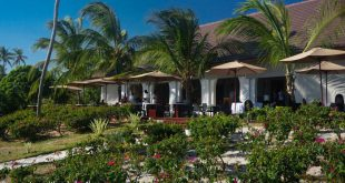 Residence Zanzibar dining room