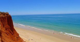 Beaches near the Pine Cliff Hotel