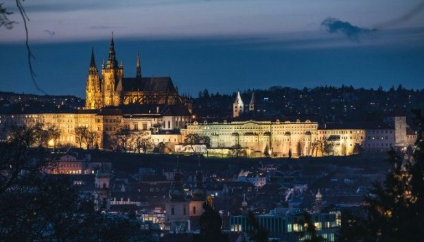 Celebrate New Year in Prague