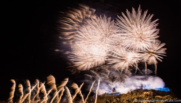 Celebrate New Year's Eve in Edinburgh