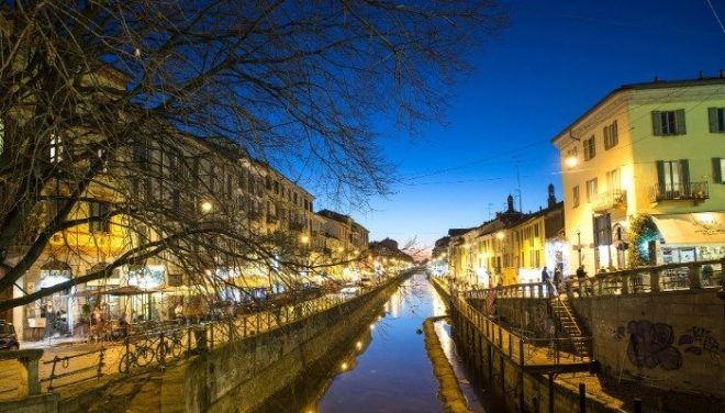 Milanese canals
