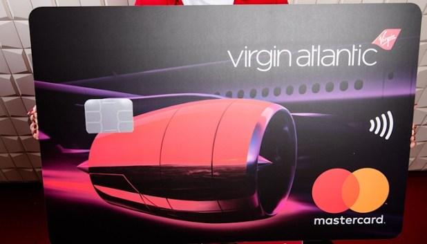Virgin Atlantic credit cards