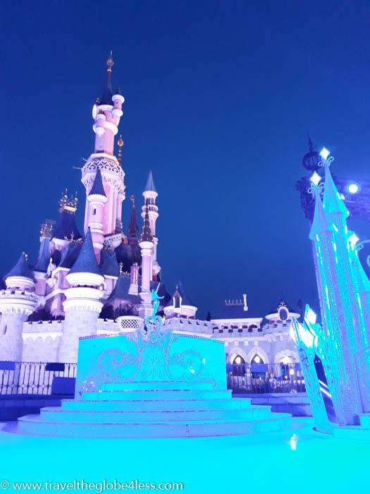 Frozen and Disneyland Paris