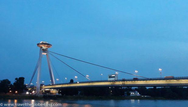 Bratislava UFO Bridge