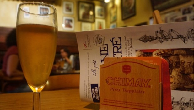 Sour beer on the Brussels beer tour