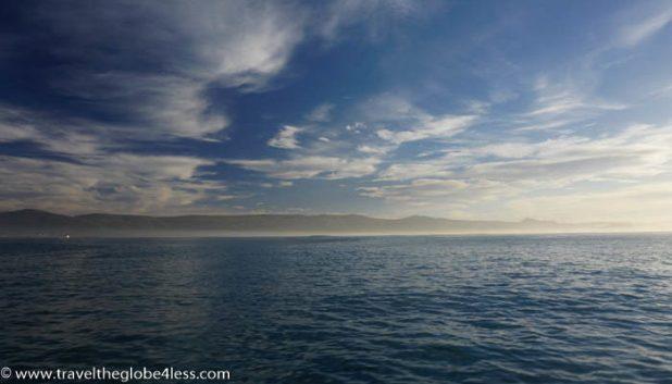 South Africa's beautiful coastline