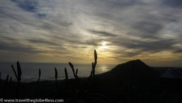 Cape Point sunset