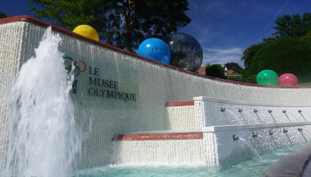 The Olympic Museum Lausanne