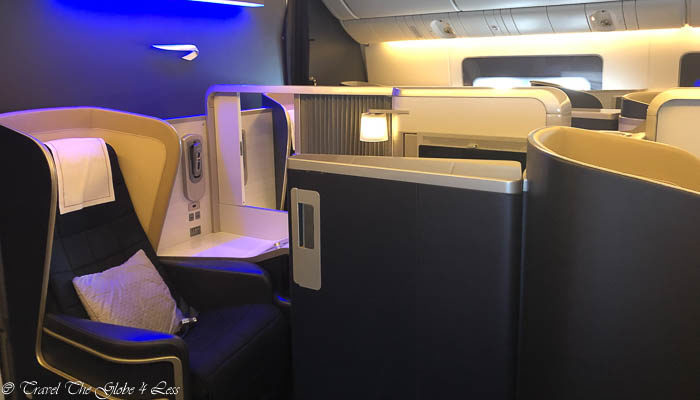 Is Flying British Airways First Class Worth Extra Avios?
