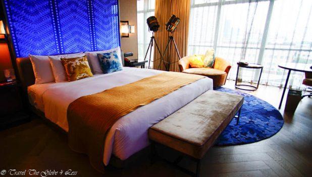 W Beijing Hotel room