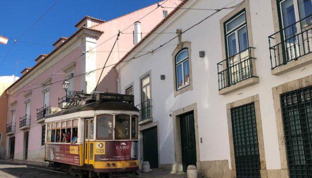 Business class flights to Lisbon