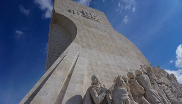 Monument of Discoveres, Lisbon