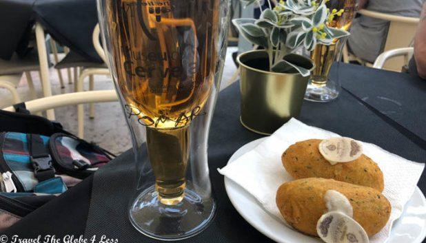 Beer museum, Lisbon
