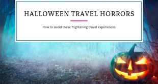 Halloween travel horrors