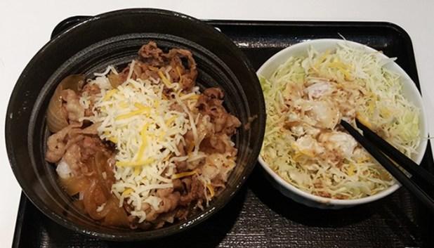 fast food in Tokyo