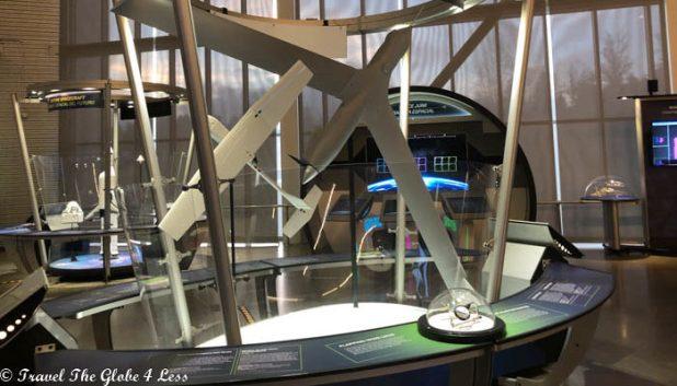 Future of Flight Interactive games