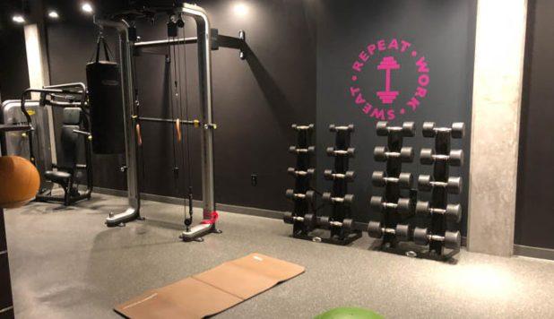 Moxy Hotel Seattle gym