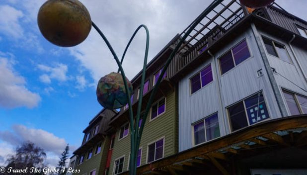 Fremont planets, Seattle