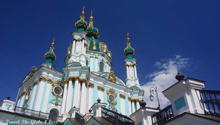 Discover Everything You Need To Know About Getting Around Kiev