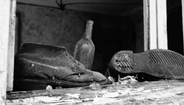 Zalissya abandoned home