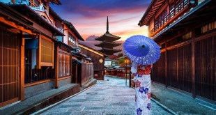 Kyoto street scenes