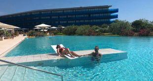 Falkensteiner Iadera pool lounger