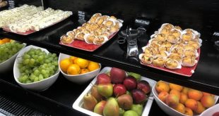 Zagreb airport primeclass lounge food options